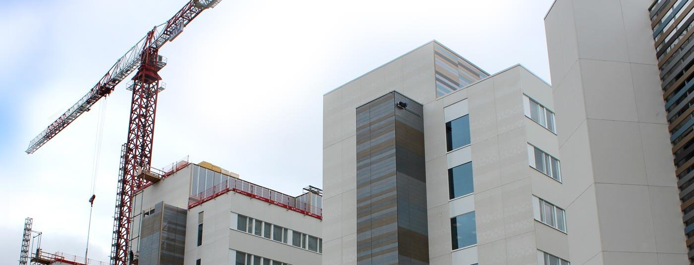 Kun tarvitset <strong>luotettavaa ja ammattitaitoista</strong> betonielementtien pystysaumauspalvelua